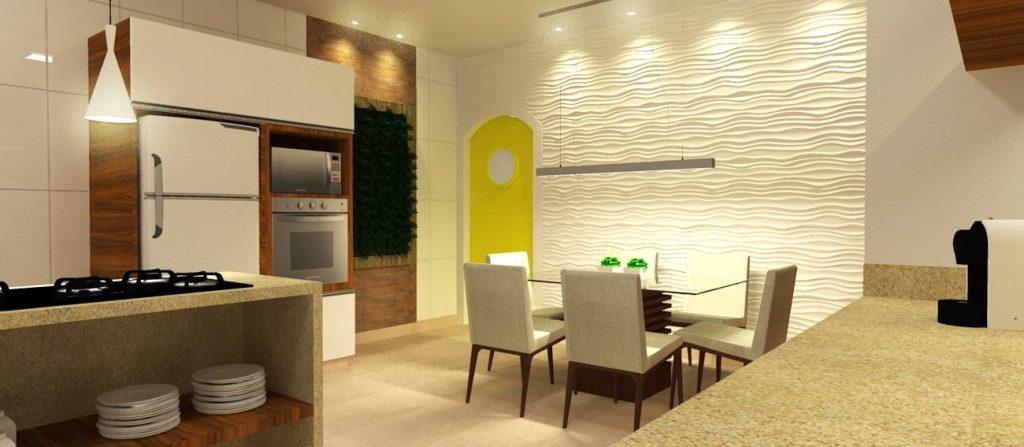 Cozinha por Rafael Yasumoto - Duna Areia