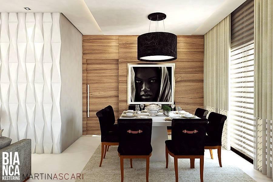 Sala de Jantar por Martin Ascari e Bianca Kestering