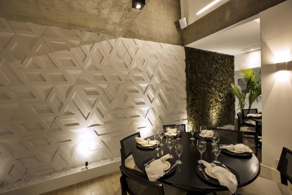 Infinity Branco -Design por Sandra Madeira e Foto Guilherme Molento