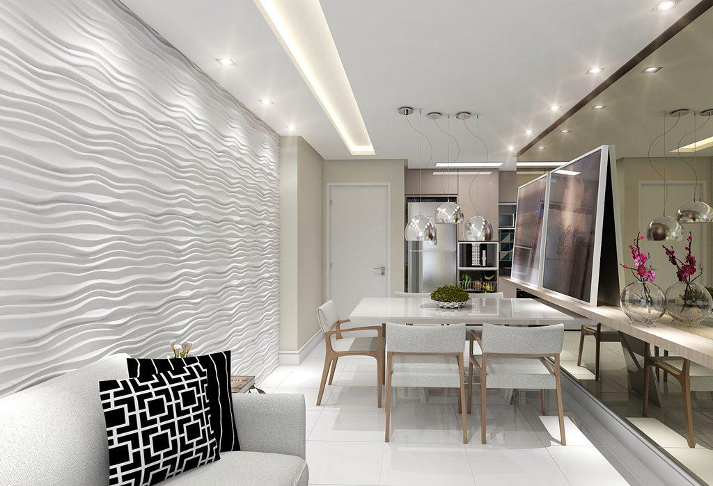 Projetando - Duna Paris Branco - Arquiteta Rafaela Guimarães