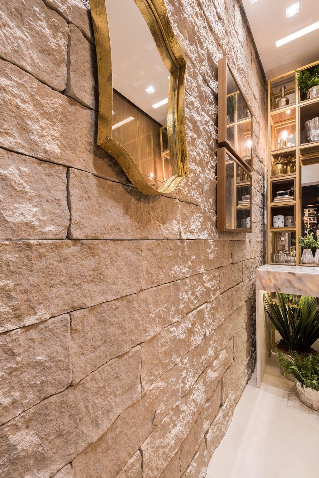 Ecobrick Stone Marfim - Arqs. Deborah Carvalho e Mariana Almeira - F. Favaro Jr