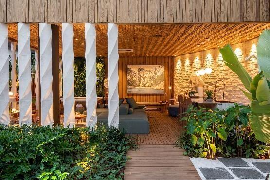 Home Spa projetado pela Designer de Interiores em 2019